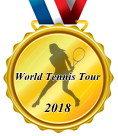 ТП World Tennis Tour 1-е место