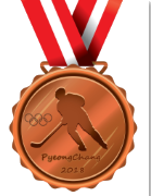 3-е место ТП Olympic Hockey