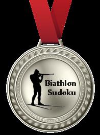 2-е место Biathlon Sudoku