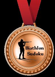3-е место Biathlon Sudoku