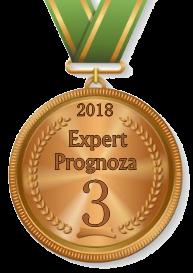 ТП ExpertPrognoza 3-е место
