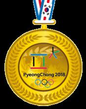 1-е место ФТП PyeongChang 2018