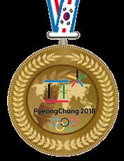 3-е место ФТП PyeongChang 2018