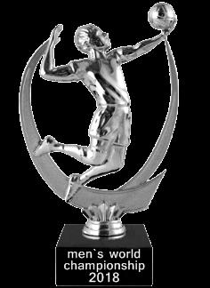 Волейбол. ТП ЧМ-2018(М) 2