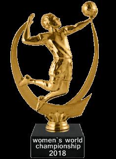 Волейбол. ТП ЧМ-2018(Ж) 1