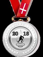 ФТП ХЧМ-2018 2-е место